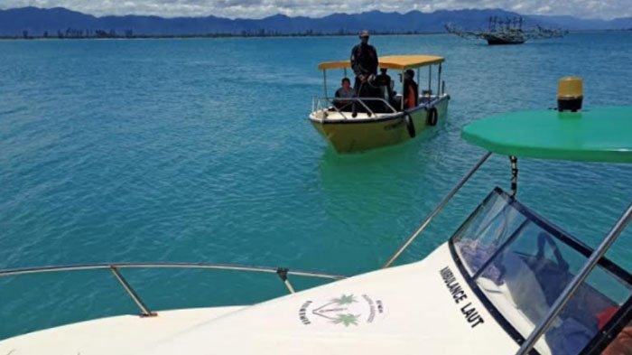Cuaca Cerah Pencarian Nelayan Hilang di Aceh Singkil Hari Ketiga Diperluas