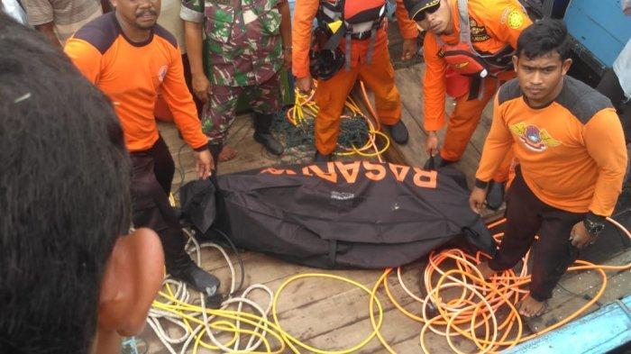 Kakinya Terlilit Tali Saat Pasang Rumpon di Laut, Nelayan Aceh Timur Ditemukan Meninggal Dunia