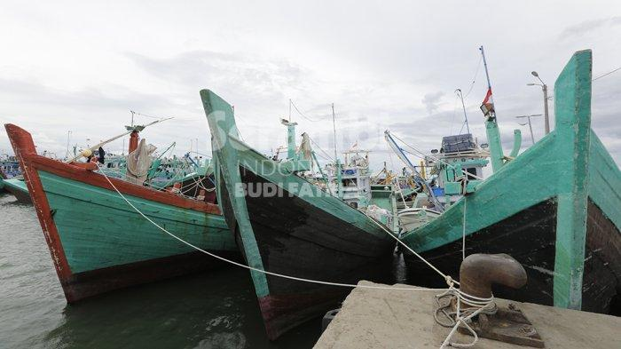 FOTO-FOTO : Setiap Lebaran, Nelayan di Aceh Libur Melaut