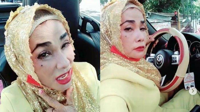 Video Viral Nenek Nyentrik Nyetir Mobil Mewah, Gayanya Jadi Sorotan