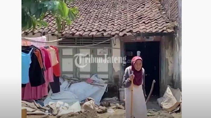 Viral Cerita Nenek Sebatang Kara Makan Nasi Berkuahkan Air Hujan, Simak Fakta Sebenarnya