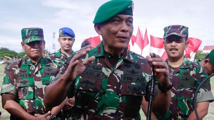 Pangdam: TNI Siap Antisipasi ISIS