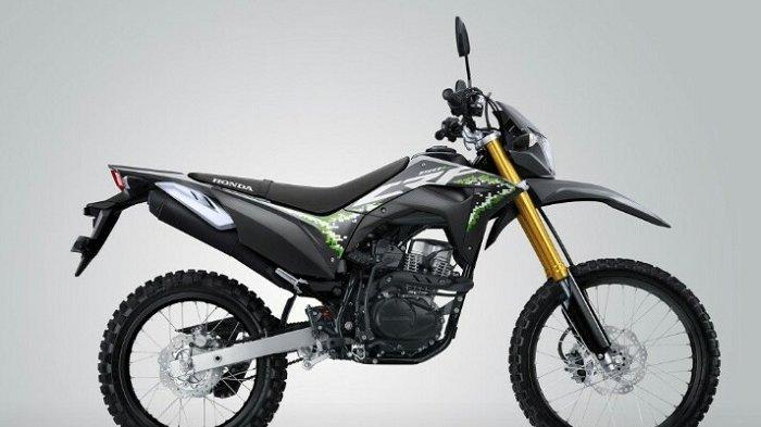 New Honda CRF150L Warna Terbaru Sudah Bisa Dipesan, Ini Harga On The Road Aceh
