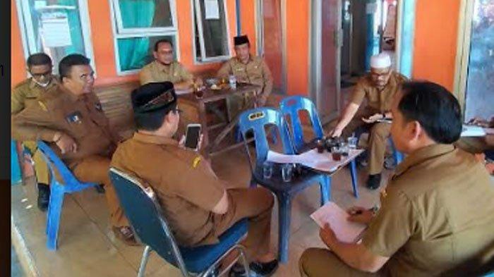 Masuki Tahun Ajaran Baru, Sekolah di Aceh Selatan Simulasi Protokol Kesehatan untuk Cegah Covid-19