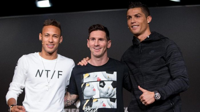 Ternyata Ini Alasan Neymar Ngotot Juara UCL, Berkaitan dengan Lionel Messi dan Cristiano Ronaldo