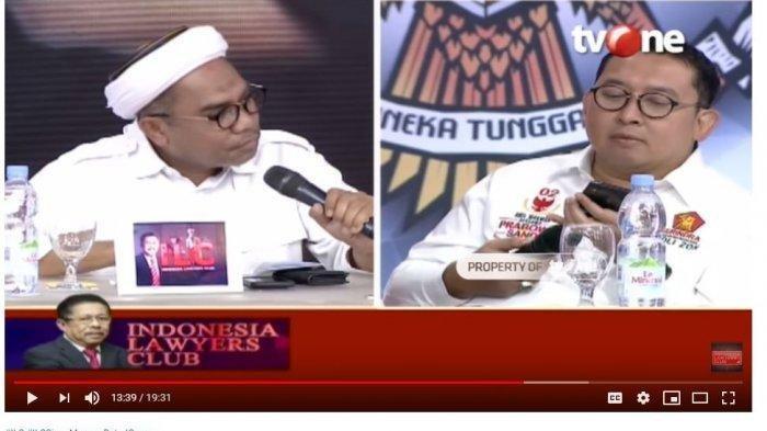ILC - Fadli Zon Putar Rekaman Jokowi Akan Bebaskan Abu Bakar Ba'asyir, Ali Mochtar Ngabalin: Matiin