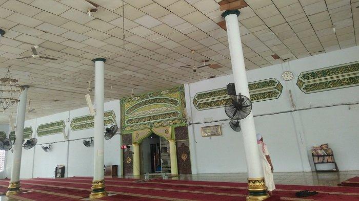 Ini Profesi Sehari-hari Pemuda yang Mengamuk di Masjid Besar Peusangan Bireuen