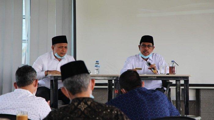 Bahas Soal Penundaan Haji, Kemenag Kumpulkan Seksi Haji Se-Aceh