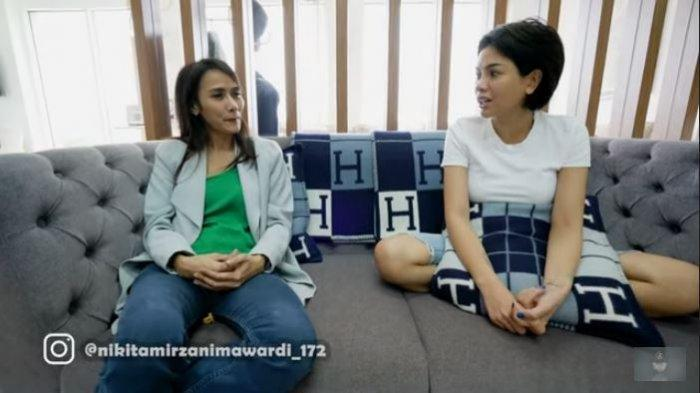 Wenny Ariani Tunjukkan Foto Putrinya kepada Nikita Mirzani, Begini Reaksinya