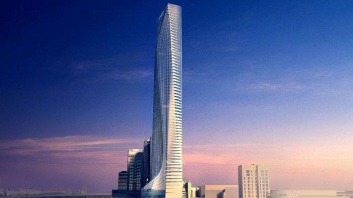 Mesir Akan Bangun Gedung Tertinggi di Afrika, Gedung yang Dijuluki Nile Tower Ini Karya Zaha Hadid