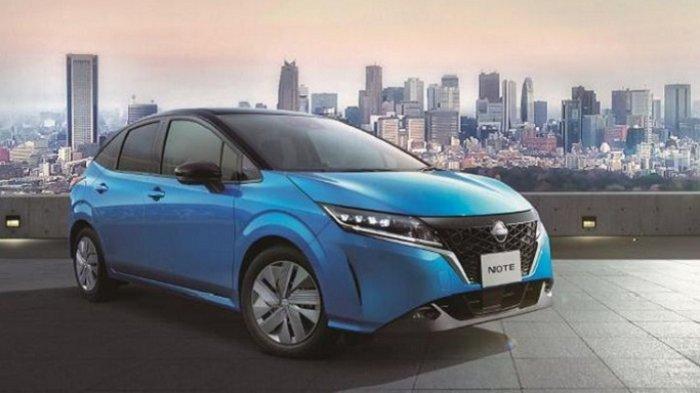 Nissan Hadirkan Mobil Listrik Ganda, Note e-Power AWD