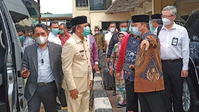 Bupati Aceh Besar Sambut Kunker Komisi VIII DPR RI