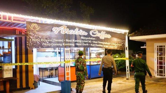 Petugas Segel Lima Warkop di Pidie Karena Buka Hingga Larut Malam