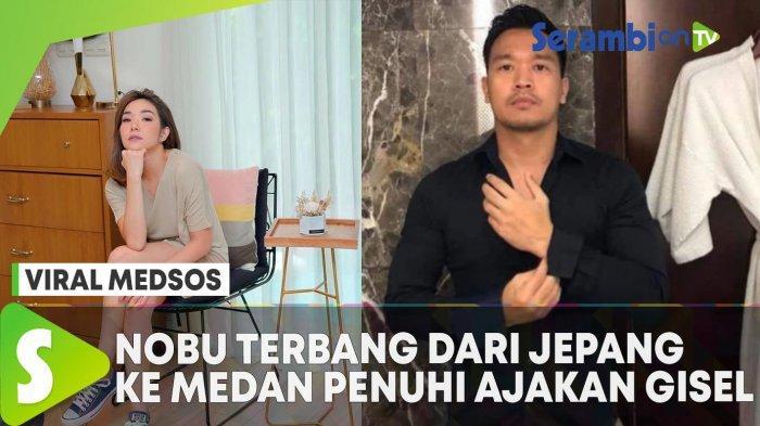 Rela Jauh-jauh dari Jepang ke Medan Ketemuan di Hotel, Ternyata Gisel Janjikan Ini ke MYD