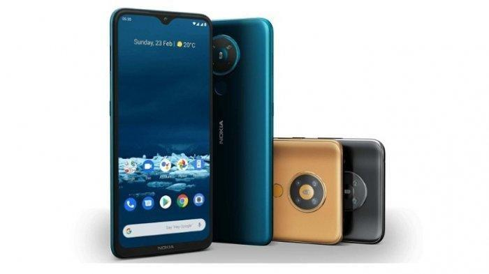 Dijual dengan Harga Rp 2,9 Juta, Ini Spesifikasi dan Keunggulan Nokia 5.3 Quad Camera