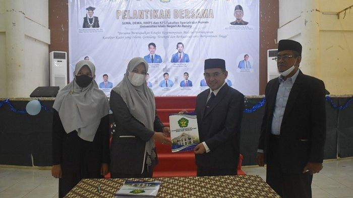 Tingkatkan Sinergisitas, Mahkamah Syariah Jantho Tanda Tangan Nota Kesepahaman dengan UIN Ar-Raniry