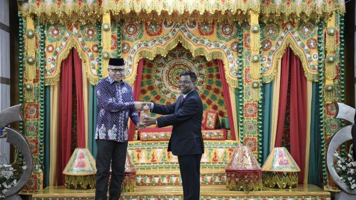 Pemerintah Aceh Sepakati Konektivitas Andaman-Nicobar India