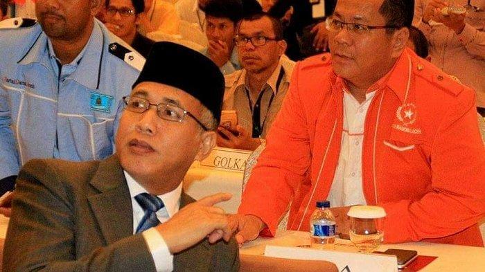 PNA Tetapkan Sayuti Abubakar Sebagai Cawagub Aceh Dampingi Nova Iriansyah