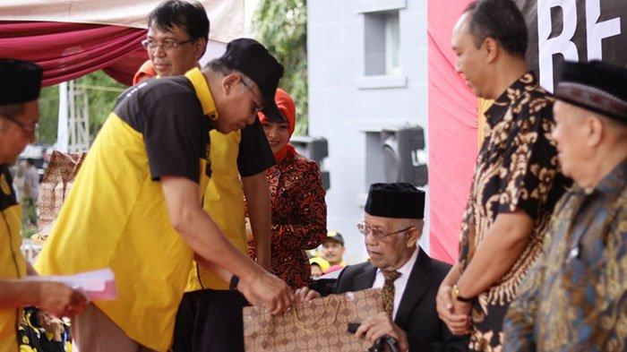 Plt Gubernur Aceh Nova Iriansyah Ajak Alumni Fakultas Ekonomi Unsyiah Kolaborasi Bangun Aceh