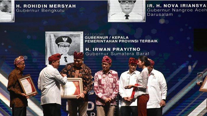 Nova Iriansyah Raih Penghargaan dari Kadin