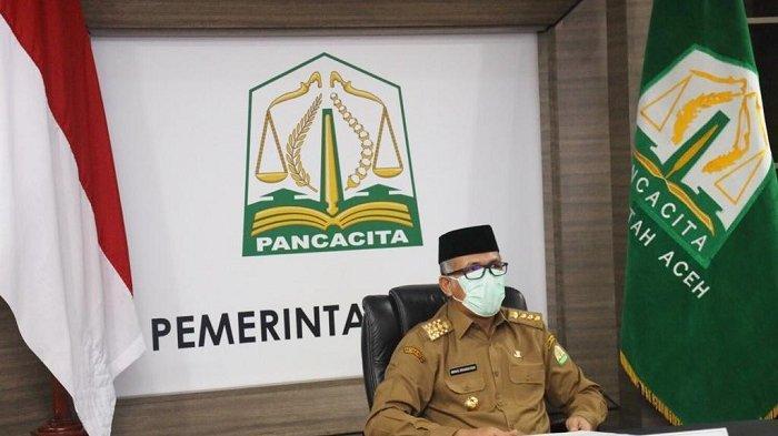 Dokter Sarankan Gubernur Aceh Tetap Isolasi Mandiri, Jubir: Nanti Akan Diswab Ulang