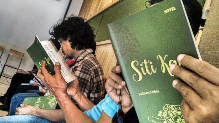 Inspirasi Semasa Meliput Konflik Aceh, Mantan Wartawati Ini Luncurkan Novel Siti Kewe