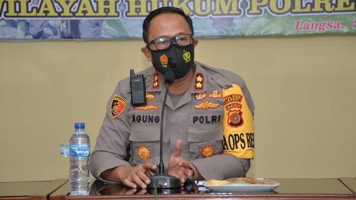 Kasus Cabuli Anak Kandung, Penyidik Polres Langsa Amankan BB Hasil Visum dan Pakaian Korban