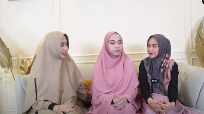 Oki Setiana Dewi, Shindy Putri dan Ria Ricis