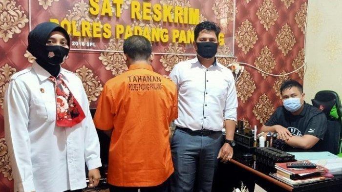 Oknum Guru SMP Ditangkap, Paksa Murid Lakukan Masturbasi, Beraksi di Ruangan Kepala Sekolah
