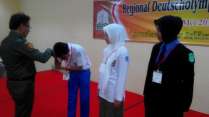 Banda Aceh Juara Olimpiade Bahasa Jerman Serambi Indonesia