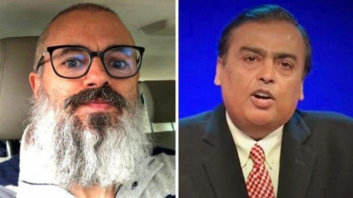 Ketua Muslim Kashmir India Kecam Konglomerat Mukesh Ambani