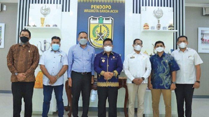 Wali Kota Terima Kunjungan Ketua dan Komisioner KIA di Pendopo