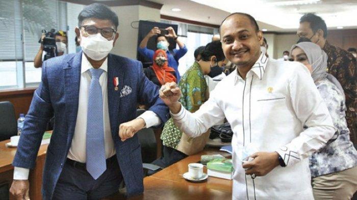 Senator Fachrul Razi Minta Menteri Kominfo Blokir Situs Judi Online and Chip Higg Domino di Aceh
