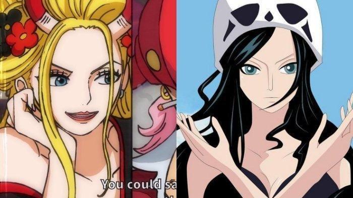 Orang ke-10 Masih Misteri, One Piece Chapter 1005 Tampilkan Nico Robin Vs Black Maria,Ini Spoilernya