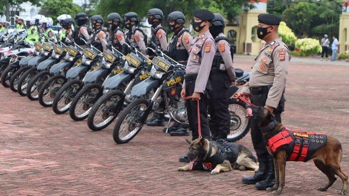 Kebijakan Tiada Mudik 2021, Polda Aceh Siagakan 2.357 Personel Selama Operasi Ketupat Seulawah