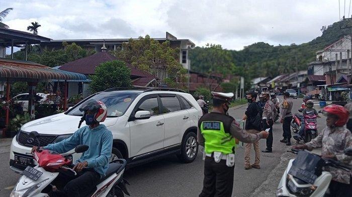 Operasi Yustisi di Aceh Selatan, 22 Pengendara Langgar Protkes Ditegur Tim Peucrok