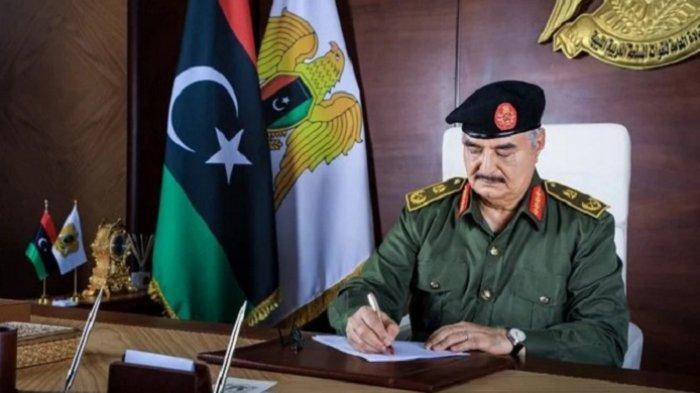Orang Kuat Libya Khalifa Haftar Poles Citra Politiknya Jelang Pemilu, Seusai Kalah di Medan Perang