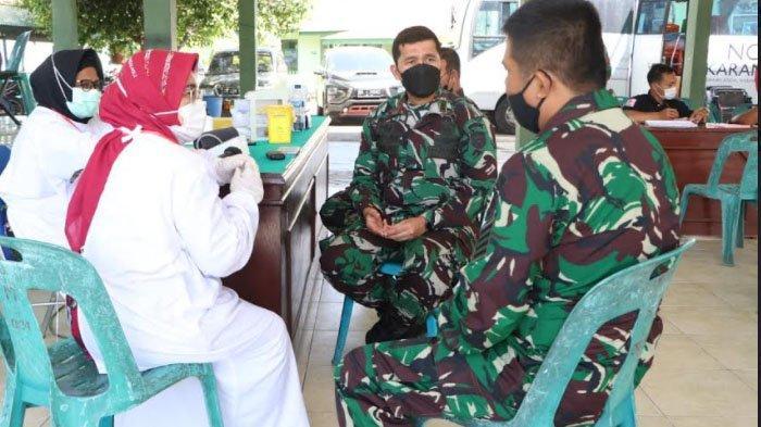Dandim 0104/Atim Persiapkan Orang Tua Asuh Bagi Penderita Thalasemia di Langsa