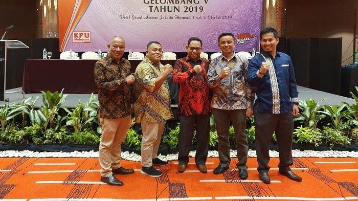KIP Aceh Tengah dan Nagan Raya IkutiOrientasi Tugas Gelombang V Tahun 2019