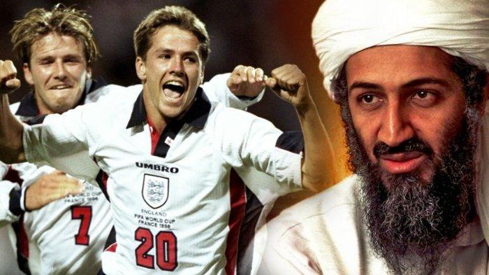 Osama Bin Laden Pernah Rencanakan Serang Timnas Inggris di Piala Dunia 1998, Targetnya David Beckham