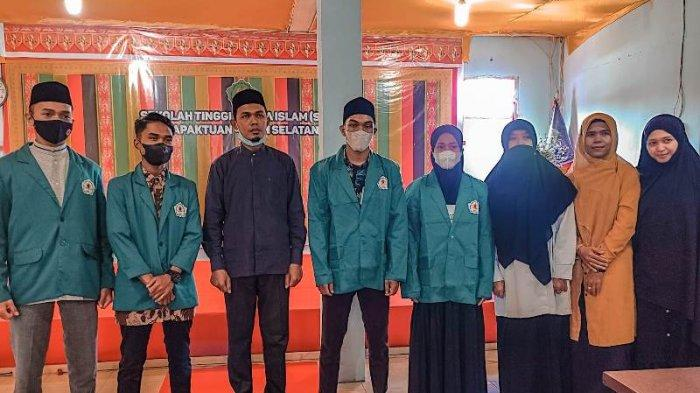 Mahasiswa Baru STAI Tapaktuan Ikuti Ospek, Ini Pesan Wakil Ketua III Bidang Kemahasiswaan
