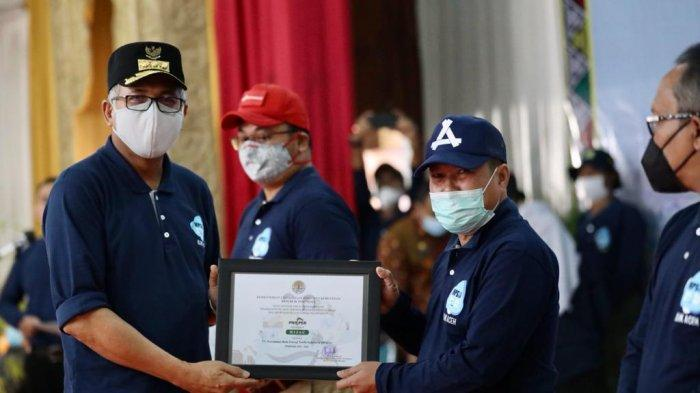 Gubernur Aceh Deklarasikan Pilah Sampah Sebagai Bahan Baku Ekonomi