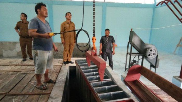 Nelayan Pulau Banyak Kekurangan Es Pengawet Ikan