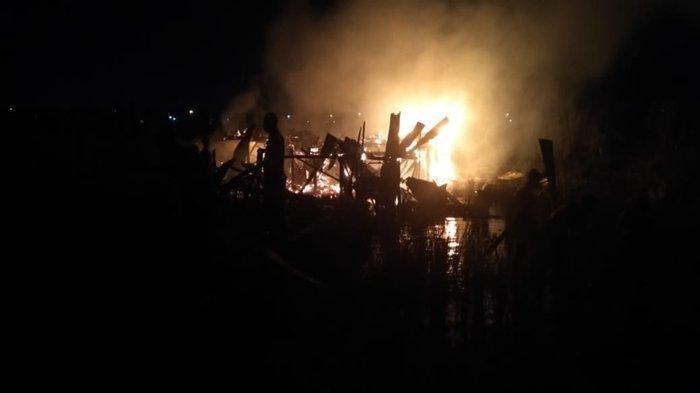 Kekasih Cemburu Buta dan Temperamental, Rumah Siti Zulaeha Rata Dibakar Pacar