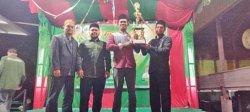 Hanifullah Tutup Gema Ramadhan Se-Kemesjidan Asy Syuhada