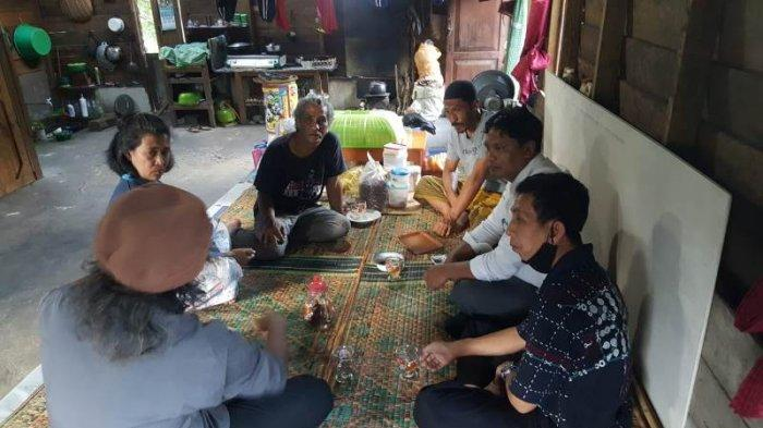 Pak Jokowi dan Ibu Iriana Sempat Bulan Madu Singkat di Rumah Merah Bener Meriah
