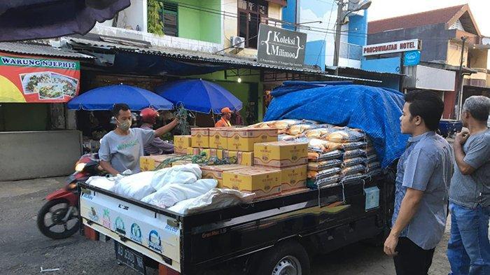 Mahasiswa Aceh di Yogya Terima Paket Sembako dari Kagama Peduli Covid-19