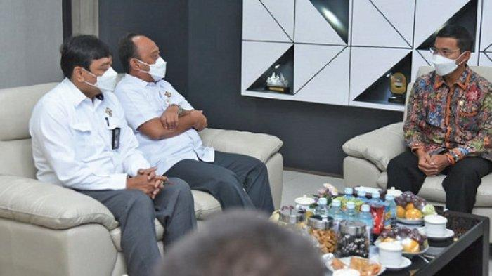 Pimpinan DPRK Terima Kunjungan Kepala BPK RI Perwakilan Aceh