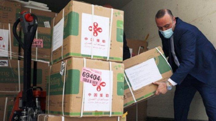 China Bantu Palestina, Kirim 100.000 Dosis Vaksin Covid-19 Sinopharm