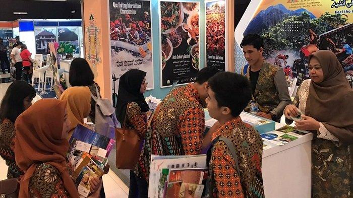 Wonderful Ramadhan di Aceh dan Pesona Bahari Dipamerkan di Majapahit Travel Fair